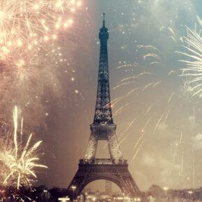 Tagestrip an Silvester: Gutschein für eine Busreise nach London oder Paris ab 39€