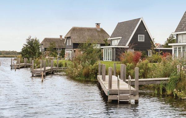 Giethoorn Ferienhaus Wasser aussen