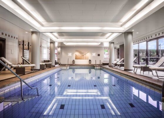 Hyatt Regency Köln Pool