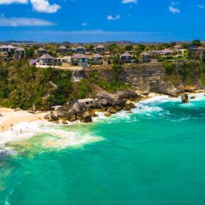 Indonesien Bali Balangan Beach