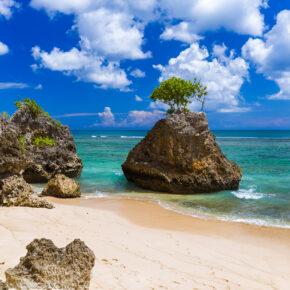 Indonesien Bali Bingin Beach