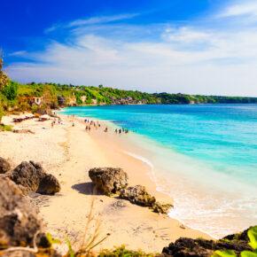 Indonesien Bali Dreamland Beach