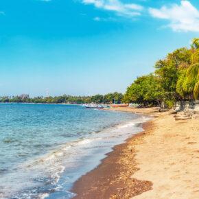 Indonesien Bali Lovina Beach