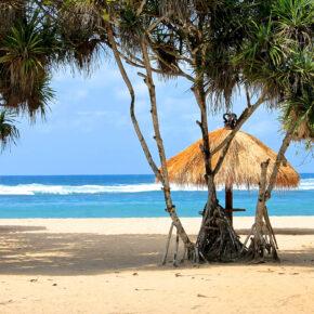Indonesien Bali Nusa Dua Beach