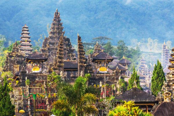 Indonesien Bali Pura Besakih Tempel