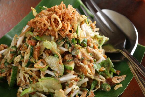 Indonesien Essen Karedok