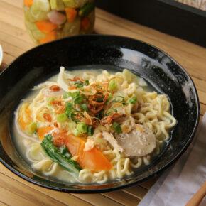 Indonesien Essen Mie Godog