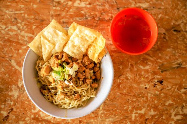 Indonesien Essen Pangsit