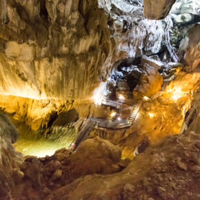 Indonesien Gunung Mulu Höhle