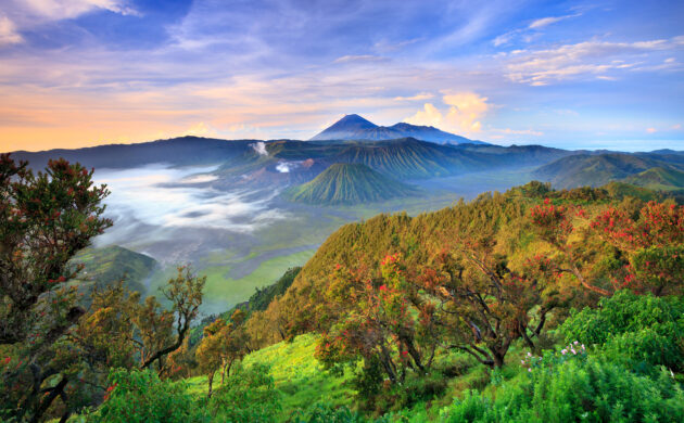 Indonesien Java Bromo