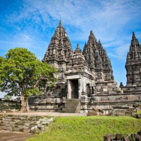 Indonesien Java Prambanan