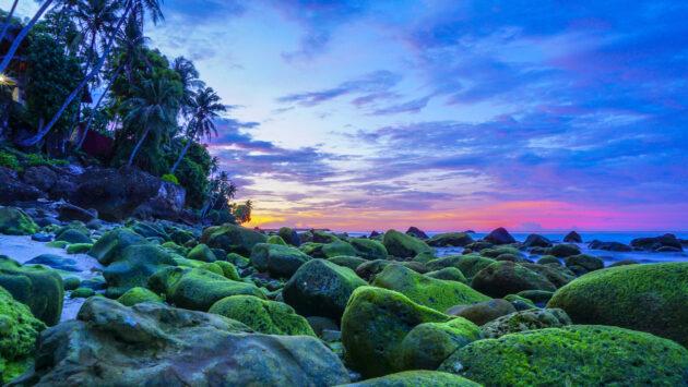 Indonesien Pulau Weh Sonnenuntergang