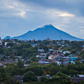 Indonesien Sulawesi Manado