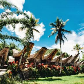 Indonesien Sulawesi Tana Toraja