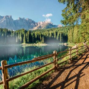 Wochenende in Südtirol: 3 Tage im Sommer am Karersee mit TOP 3* Hotel & Wellness nur 71€