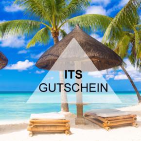 ITS Gutschein: Spart 150€ auf Eure nächste Reise