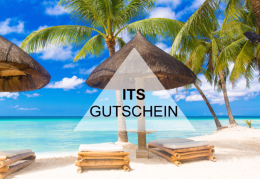 ITS Gutschein: Spart 100€ auf Eure nächste Reise