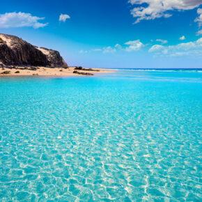 Frühbucher Fuerteventura: 7 Tage im TOP 4* Hotel mit Halbpension, Flug & Transfer nur 246€