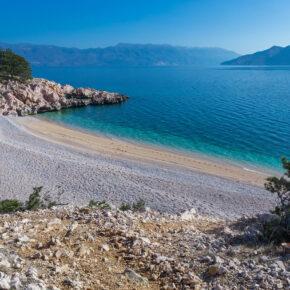 Kroatien Krk Beach