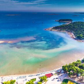 Kroatien Medulin Bijeca