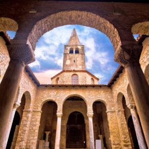 Kroatien Porec Euphrasius Basilika