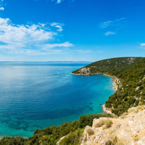 Kroatien Rab Beach