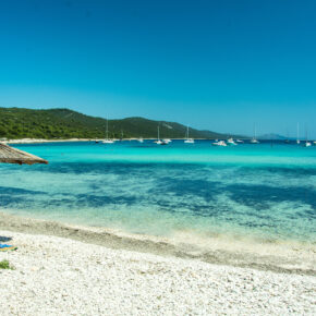 Kroatien Sakarun Bucht