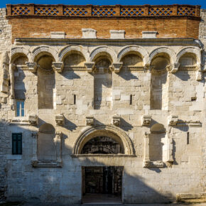Kroatien Split Golden Gate