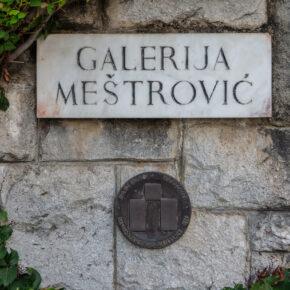 Kroatien Split Mestrovic Galerie