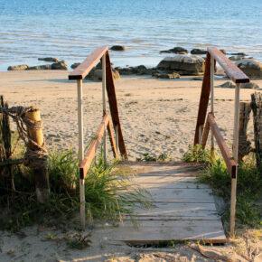 Kroatien Zambratija Beach