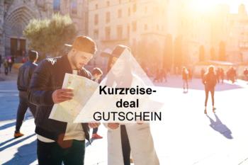 Kurzreisedeal Gutschein: 50€ auf Euren Kurzurlaub sparen