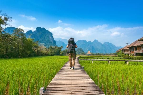 Laos Backpacking