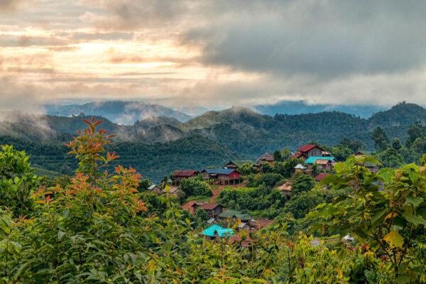Laos Luang Namtha Berdorf
