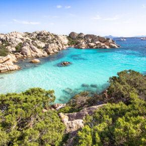 Frühbucher Sardinien: 8 Tage im eigenen Apartment inkl. Flug nur 84€