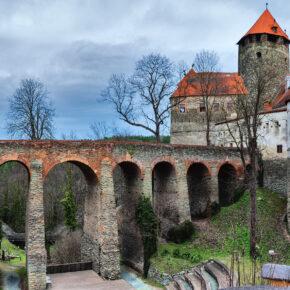Österreich Burgenland Burg Schlaining