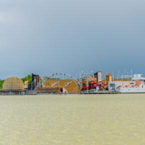 Österreich Mörbisch Seefestspiele