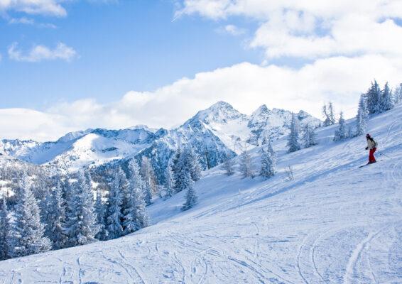 Österreich Steiermark Schladming Ski