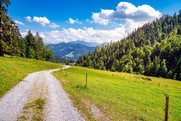Österreich Steiermark Wandern