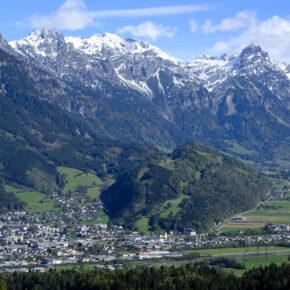 Österreich Vorarlberg Bludenz