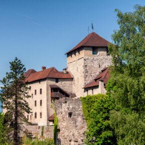 Österreich Vorarlberg Feldkirch