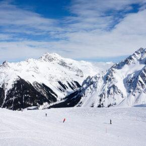 Österreich Vorarlberg Montafon