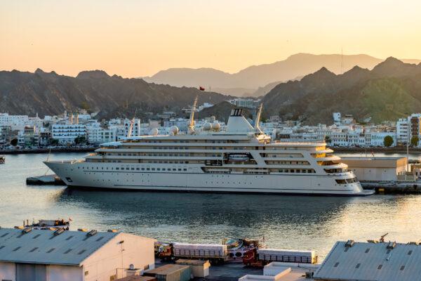 Oman Luxusyacht