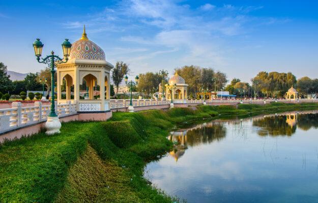 Oman Muscat Pavillion