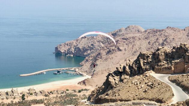 Oman Paragliding