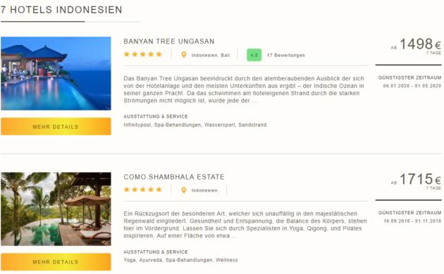 One Luxury Hotels