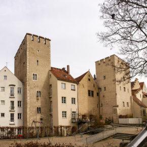 Regensburg Geschlechtertürme