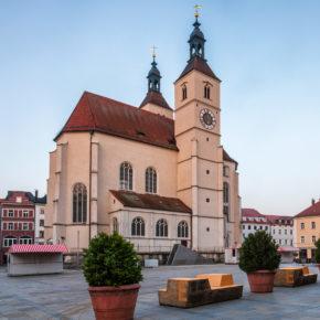 Regensburg Neupfarrkirche