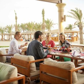 ROBINSON CLUB SOMA BAY Beach Restaurant