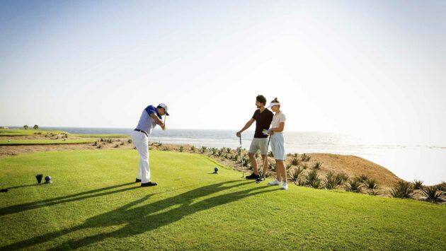 ROBINSON CLUB SOMA BAY Golf