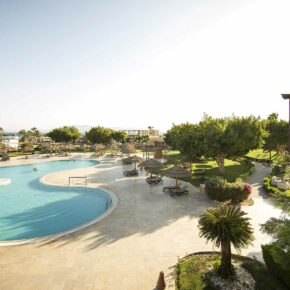 ROBINSON CLUB SOMA BAY: 7 Tage Ägypten im TOP 4* Club mit Vollpension, Flug, Transfer & Zug für 1.271€